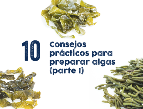 10 practical tips for cooking seaweeds