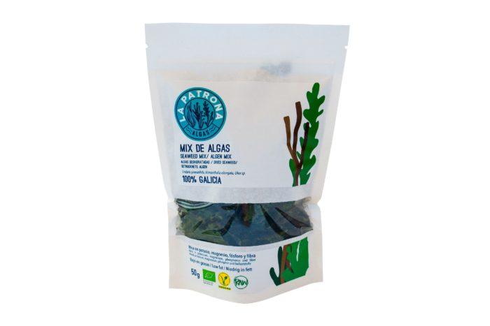 Mix de algas